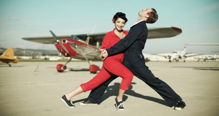 Lindy Hop in Minsk