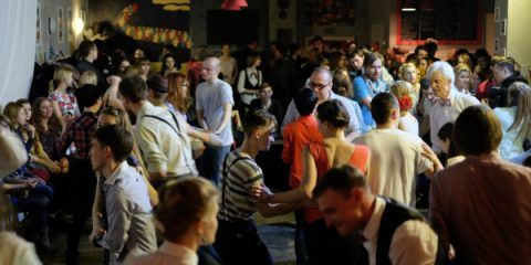 Lindy Hop Strictly Competitions 2015