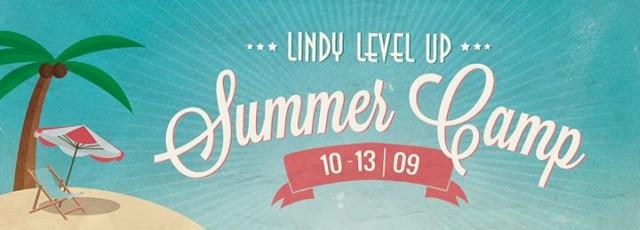 Lindy Level Up SUMMER CAMP