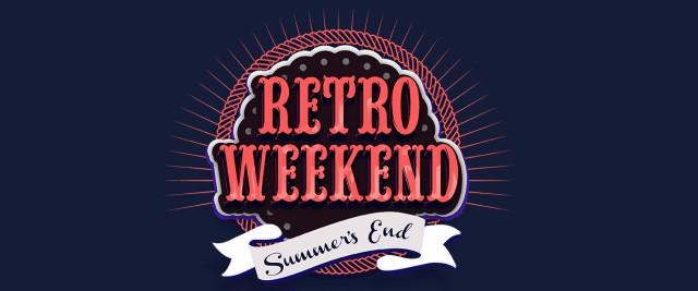 Retro Weekend Summer's End 2015