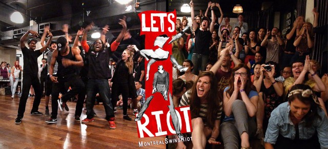 Montreal Swing Riot 2015