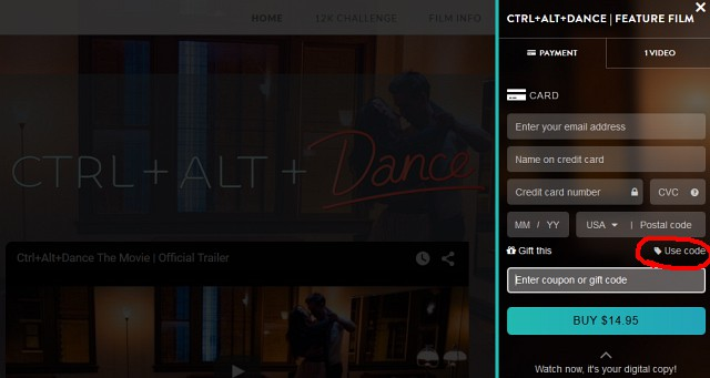 Ctrl-Alt-Dance-Online