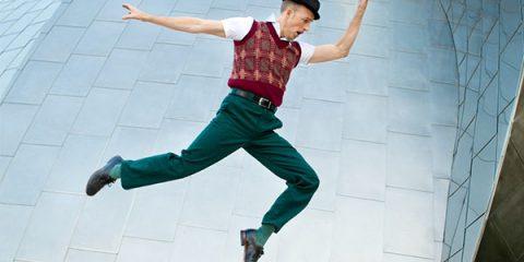 Kevin St. Laurent Lindy Hop Belarus