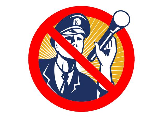 Lindy Hop Etiquette for cops