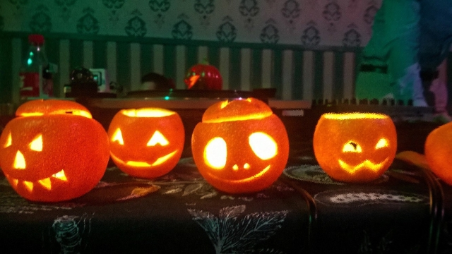 Lindy Hop Halloween