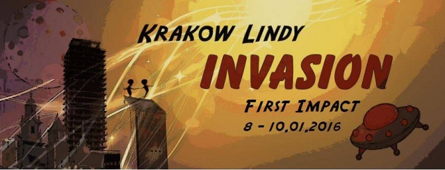 Krakow Lindy Invasion III - First Impact