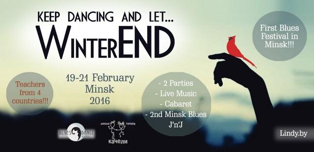 WinterEnd Blues Dance
