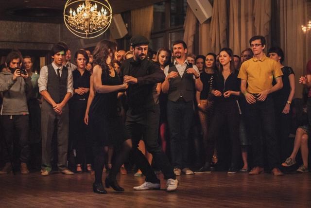 Blues Dance in Minsk