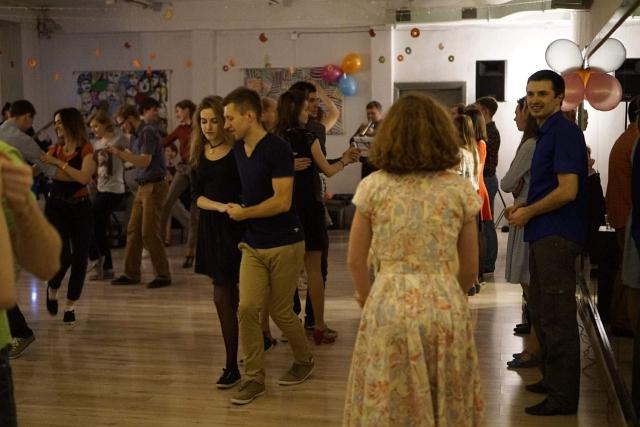 Lindy Hop Party