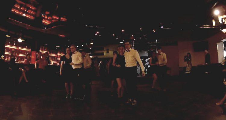 Blues Dance Showcase