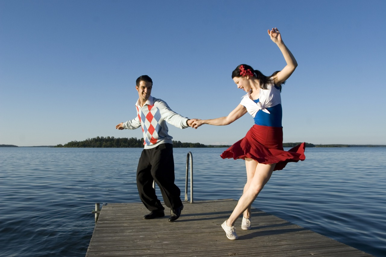 Lindy Hop Open Airs