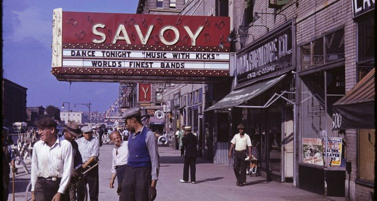 Savoy Ballroom 1939