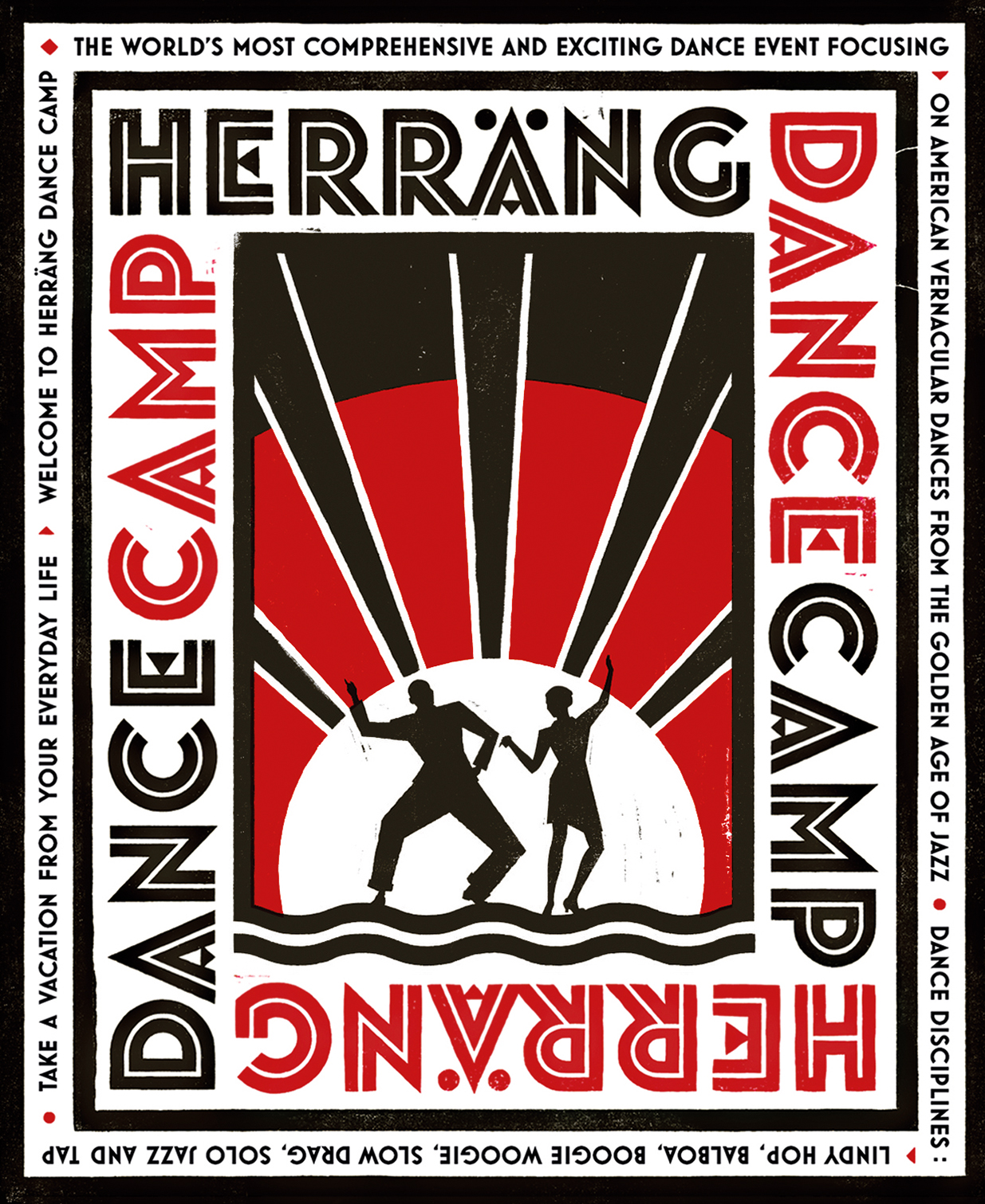 Herräng Dance Camp 2017