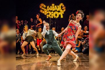 Montreal Swing Riot 2016