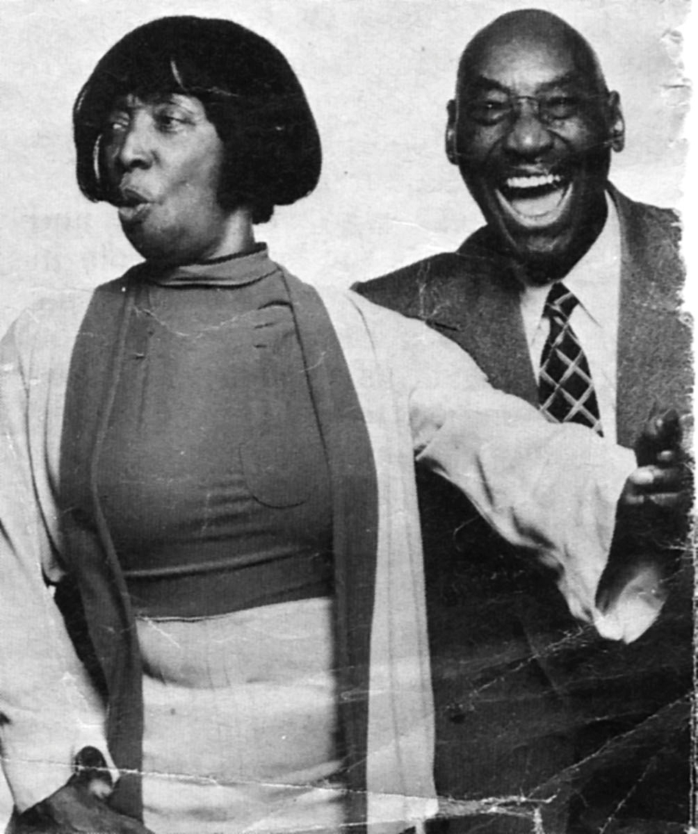 Norma Miller And Frankie Manning