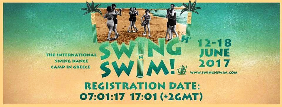 Swing and Swim festival 2017