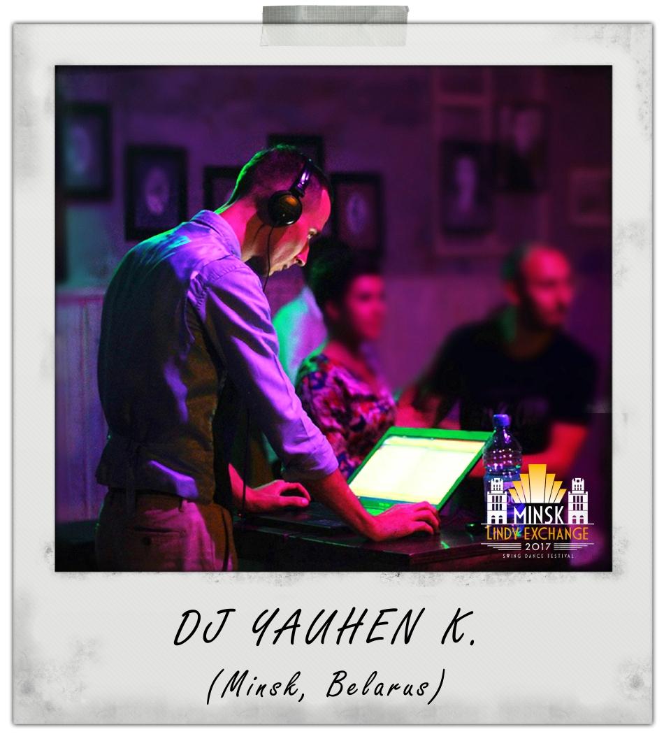 DJ Yauhen K.
