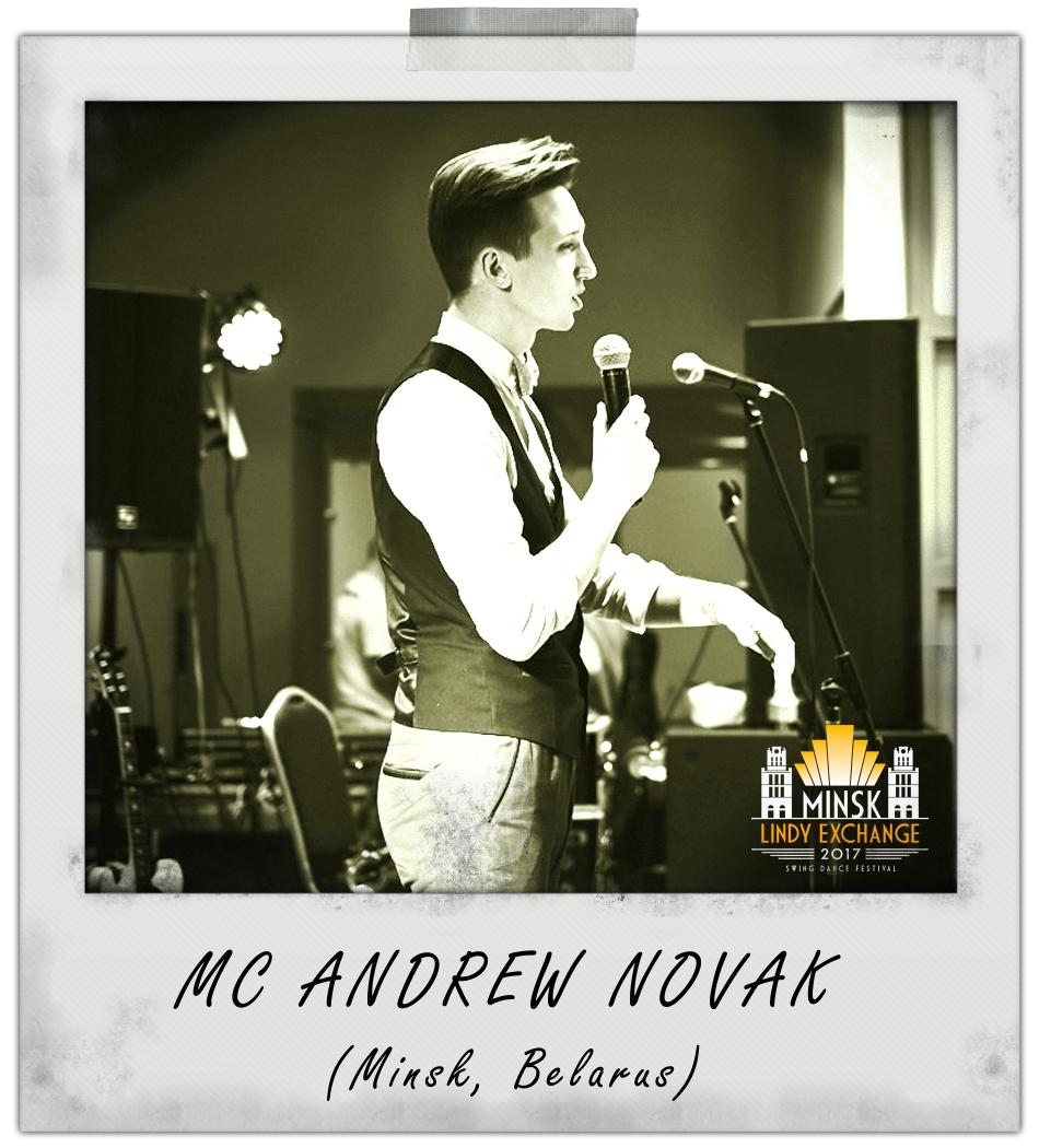 MC Andrew Novak
