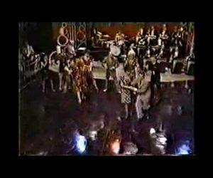 Dean Collins Lindy Hoppers 1983