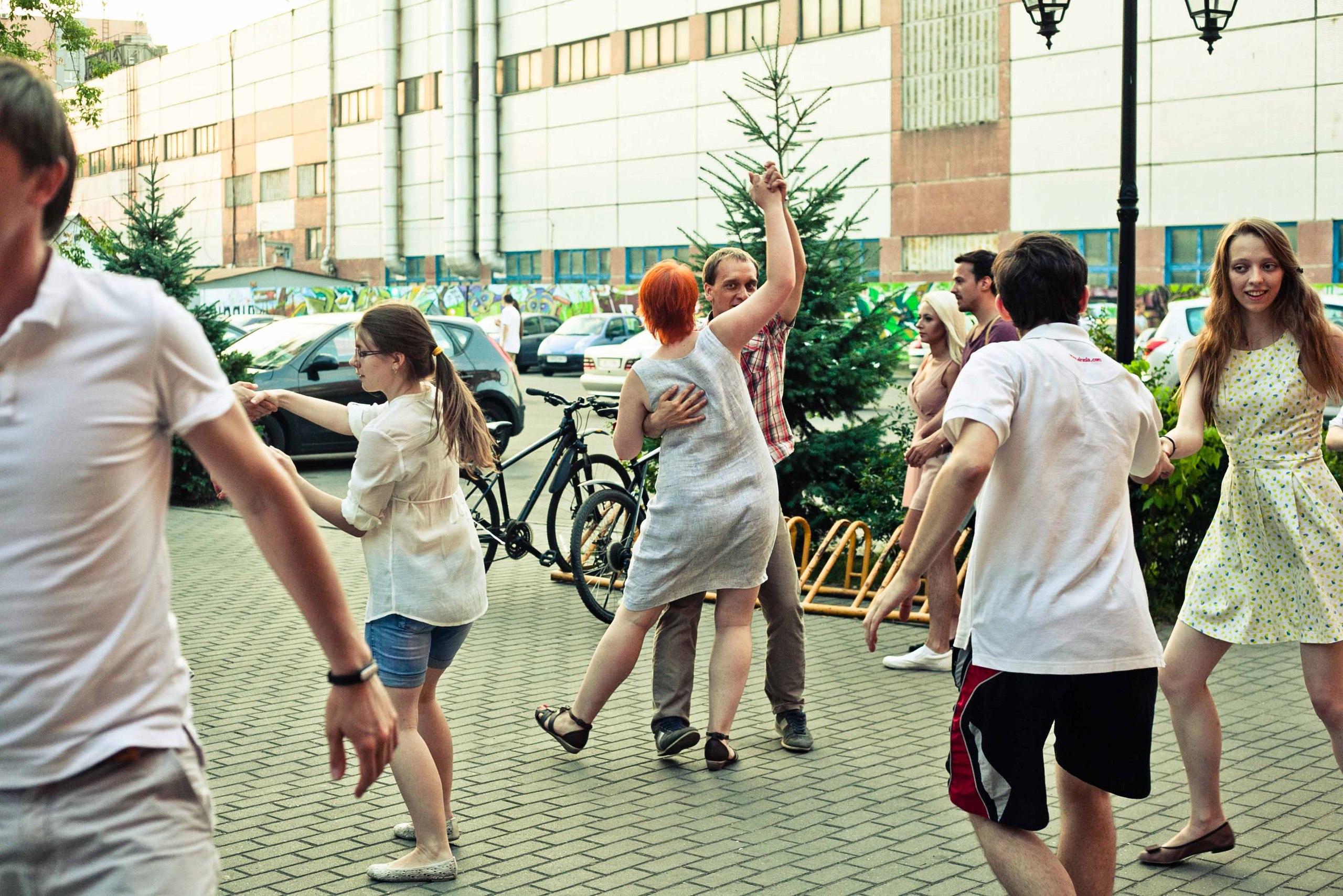 Lindy Hop in Minsk