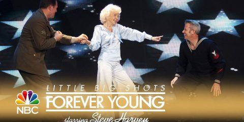 Little Big Shots - Forever Young - Swing-Dancing Sensation Jean Veloz