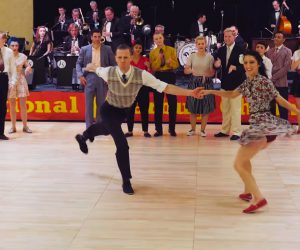 Camp Hollywood 2017 - Open Lindy Hop