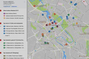 Guide Minsk Balboa Weekend 2017