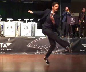 Daniil Nikulin Lindy Hop The Atlantic
