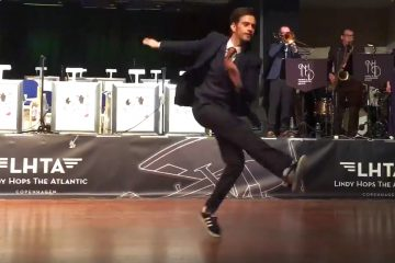 Daniil Nikulin Lindy Hop The Atlantic