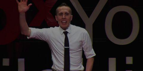 TEDx Joe DeMers The Power of Partner Dance