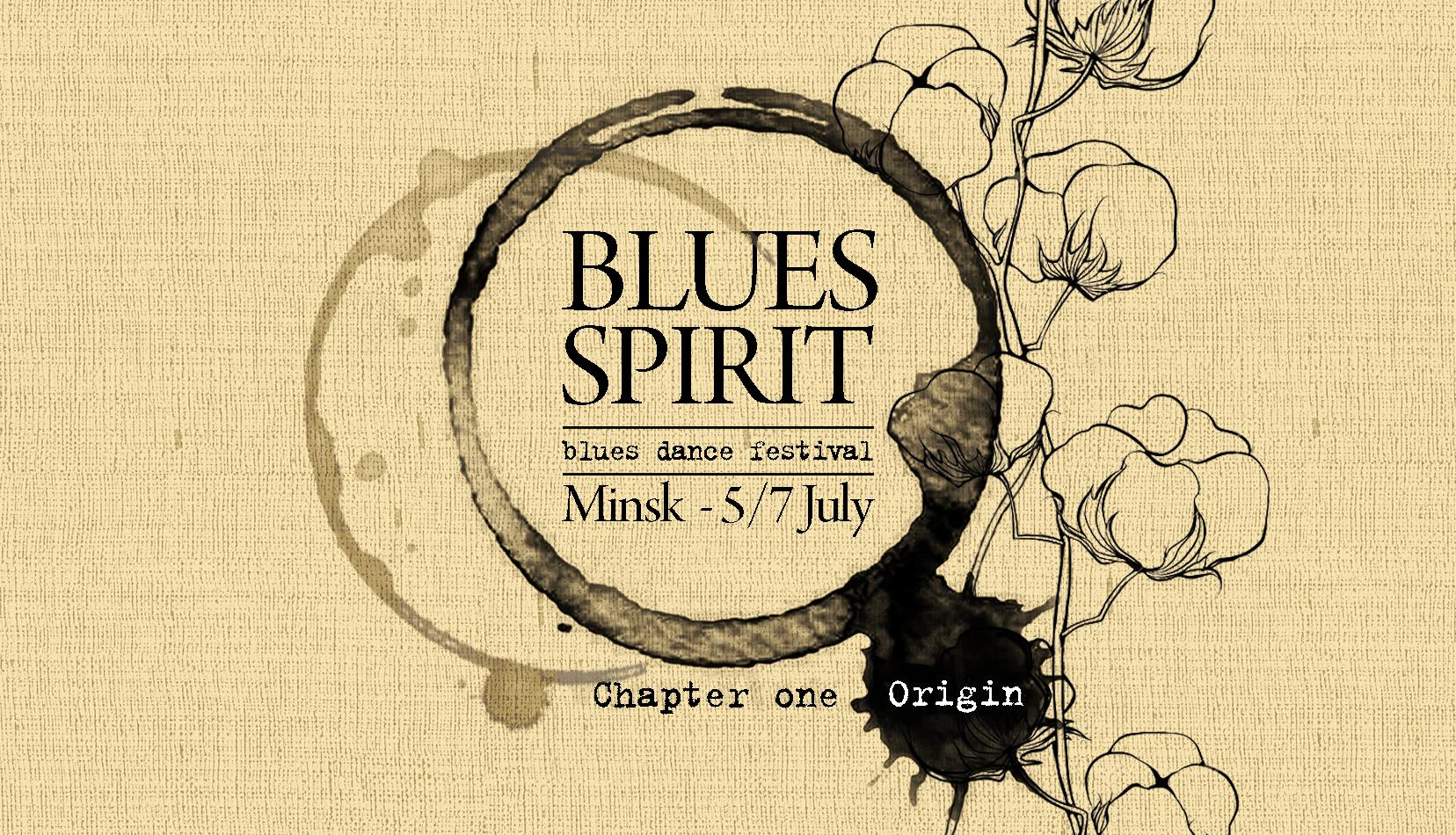 Blues Spirit. Chapter 1: Origin